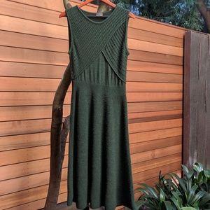 Fendi sleeveless sweater dress